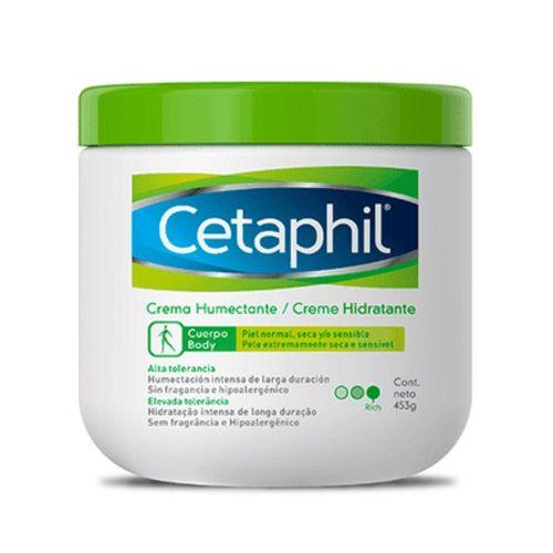 Cetaphil Crema Hidratante x 453g  Galderma