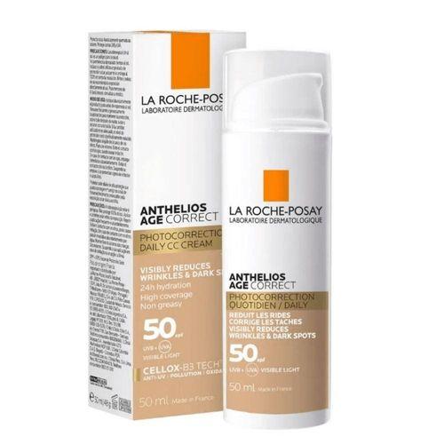 Anthelios Age Correct color 50ml | La Roche Posay